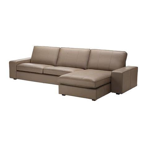 banken sofas en chaises longues marktplaatsnl kivik divano a 3 posti e chaise longue grann bomstad