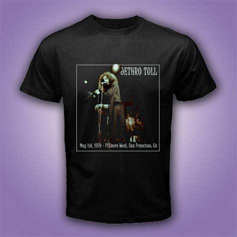 Black Sleep Rock Band T Shirt Size Xl jethro tull rock blues band ian black t