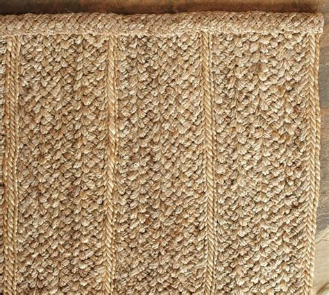 Braided Jute Rug by Flat Braided Jute Rug Pottery Barn