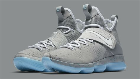 Nike To Release Air Mcflys Let This Be True by Nike Lebron 14 Mag Mcfly Release Date 852405 005 Sole