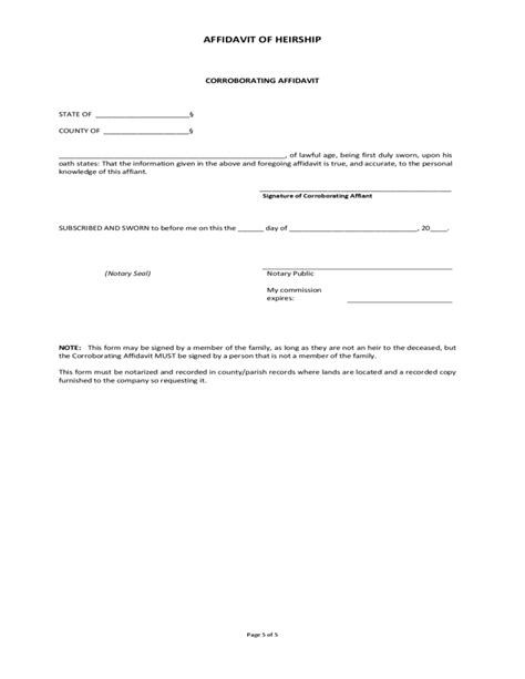 Form I 751 Affidavit Form Driverlayer Search Engine 751 Affidavit Template