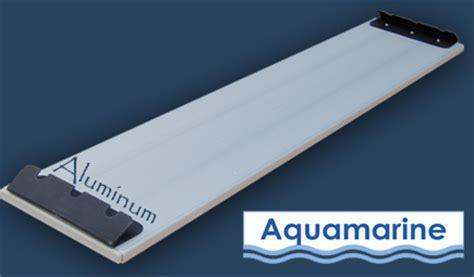 aluminum boat bench seats accessories parts aquamarine inflatable boats