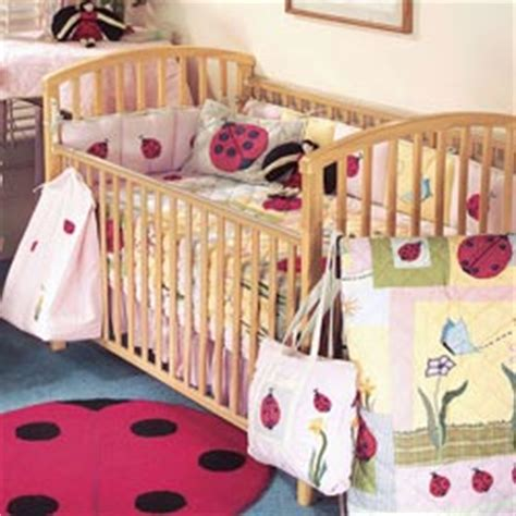 Bug Baby Bedding by Knee Joint Recovery Leatherette Cushion Swivel Glider