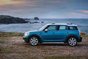 Mini Cooper S 2017 Mini Countryman Cooper S All4 Side Profile Motor Trend