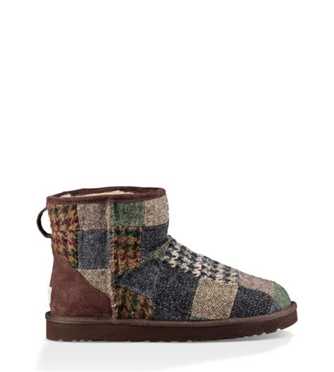 Ugg Patchwork - discount ugg classic mini patchwork s ugg classic boots