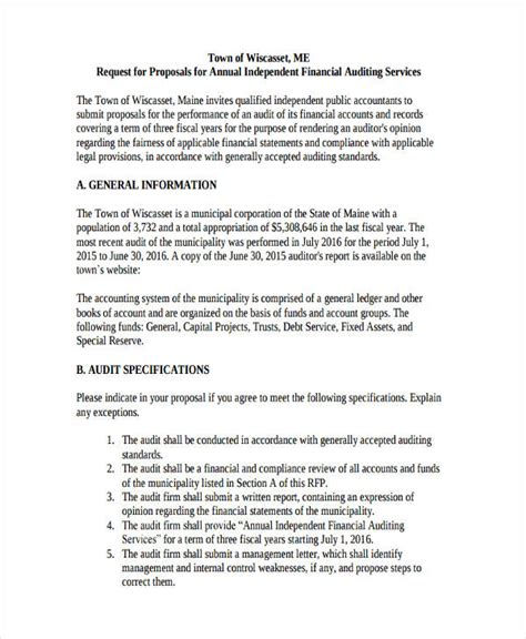 accounting proposal template business proposal template