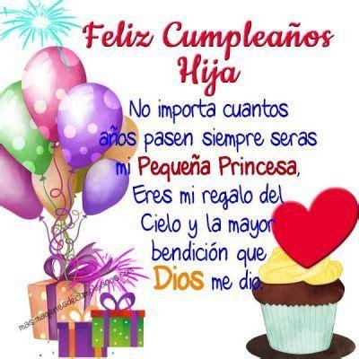 imagenes de happy birthday para hija imagenes de cumpleanos a mi hija mi princesa cumplea 241 os