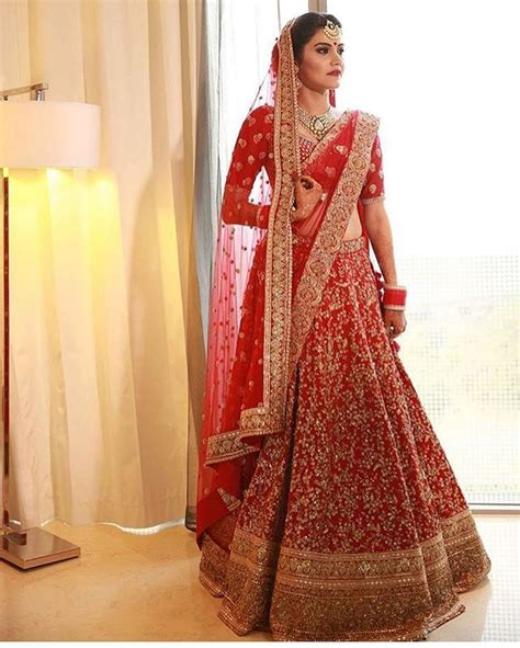 Bridal Wear Gowns by Indian Bridal Dresses 2017 Bridal Wedding Lehengas Gown