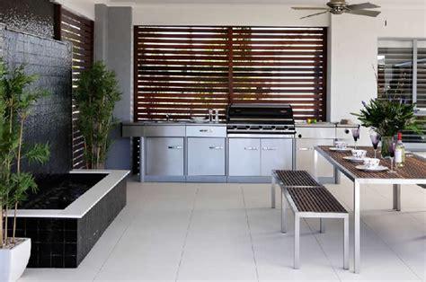 bbq kitchen ideas bbq area design ideas for summer outdoortheme