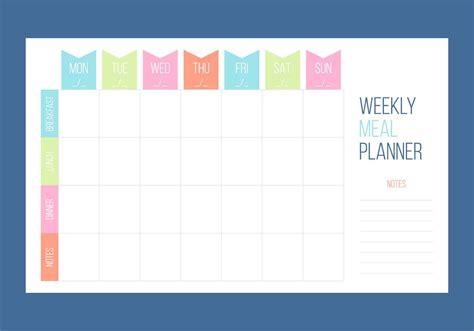 printable calendar vector free unique weekly calendar vectors download free vector