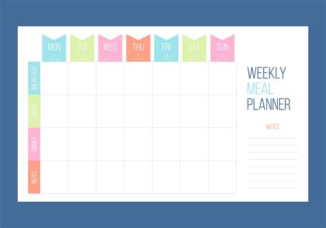 Galerry printable cute daily planner