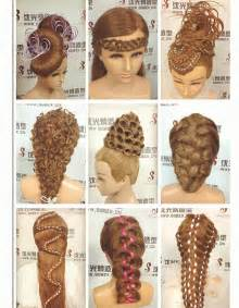 hairstyles done on a mannequin with green hair popular human hair mannequin buy cheap human hair