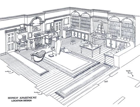 home design locations storyboarding project 1