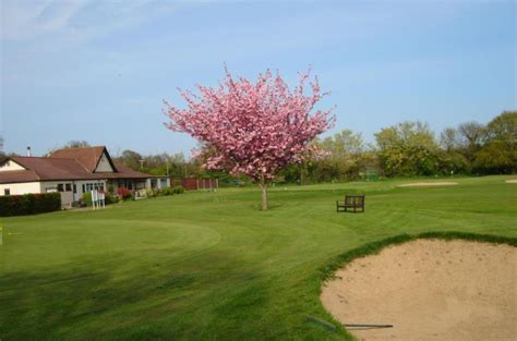 cherry tree golf course st augustines golf course kent book a golf or golf