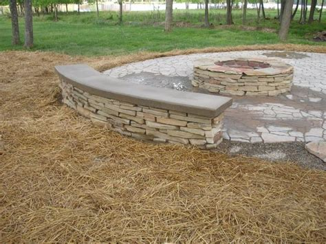 rock benches for garden 9 best images about retaining wall benches on pinterest