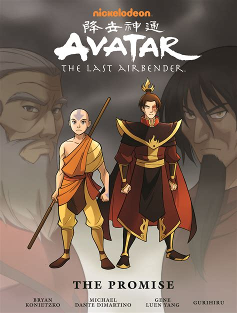 avatar the promise catch up avatar the last airbender the promise