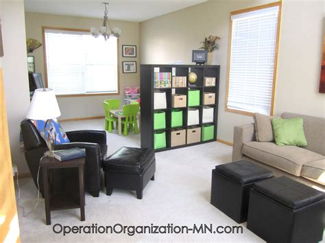 organizing living room operation organization professional organizer peachtree city newnan fayetteville senoia