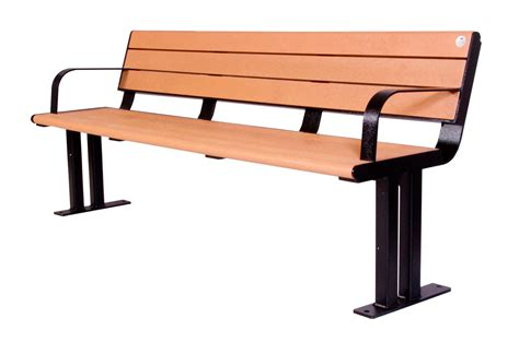 site furnishings benches larson bench wishbone site furnishings