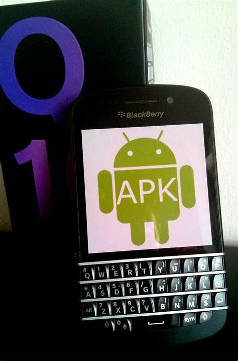 tips mudah jalankan aplikasi android pada blackberry
