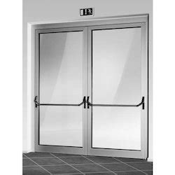 Panic Doors Panic Bars For Glass Doors