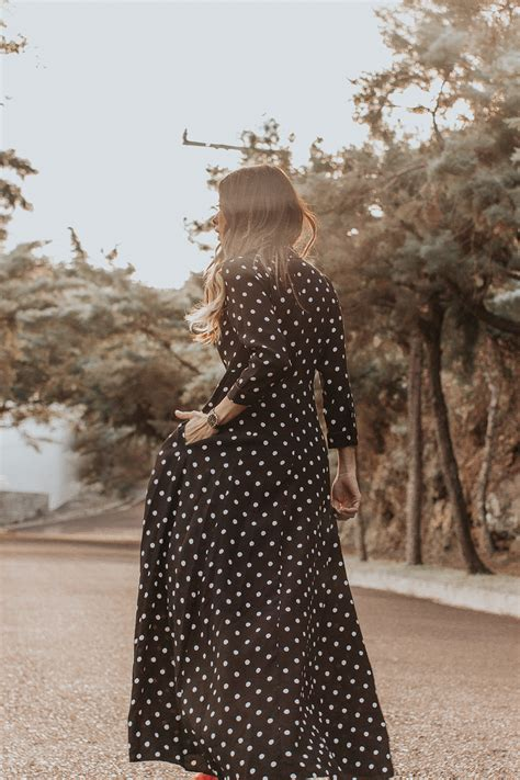 Pasaran Jumpsuit Polka Dots Through Time Our Favorite Style