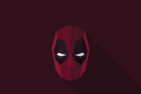 deadpool mask template deadpool logo templates on creative market