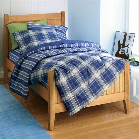 Boys Plaid Comforter Set by Vikingwaterford Page 88 Stylish Look Bedroom With Duvet Cover With Baby