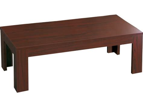 reception coffee table brc 4822a occasional tables