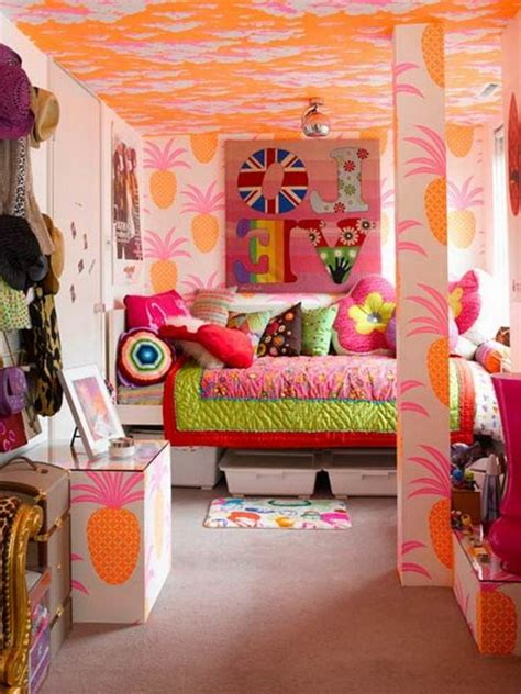Colorful Bedroom Design 20 Awesome Wallpaper Designs For Bedroom