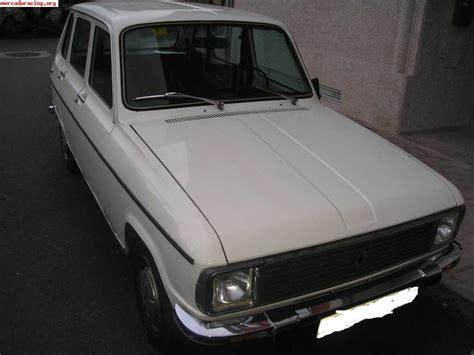 renault 6 tl 1977 venta de veh 237 culos y coches cl 225 sicos