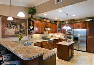 Kitchen Decorating Ideas For Countertops Best Small Kitchen Design Ideas Home Design