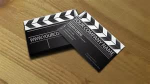 filmmaker business cards director business card 2 by lemongraphic on deviantart