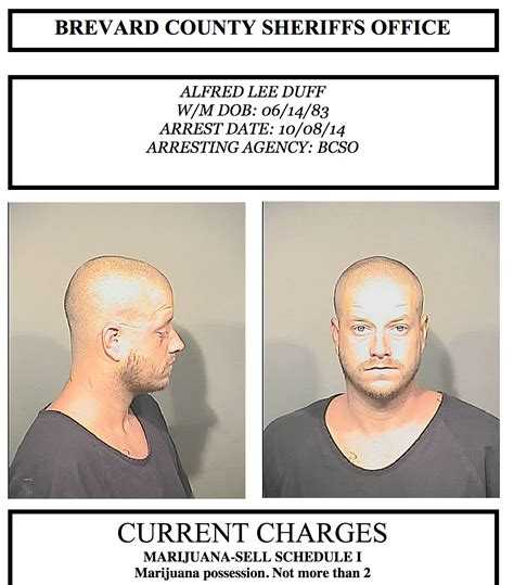 Brevard County Records Free Arrests In Brevard County Oct 9 2014