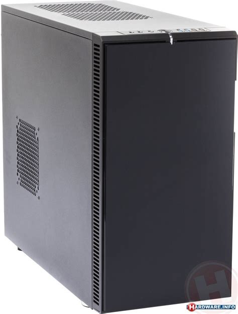 refined layout definition fractal design define r4 review refined silence
