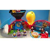 MICKEY MOUSE CLUBHOUSE PLAYSET VIDEO TOY REVIEW BY MITCHSANTONA