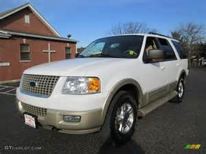 2006 Ford Expedition Eddie Bauer Oxford White 2006 Ford Expedition Eddie Bauer 4x4 Exterior
