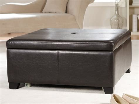 Large Upholstered Ottoman by Large Upholstered Ottoman Home Design Ideas
