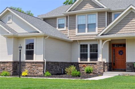 Exterior Wainscoting Ideas by Shadows Rocks And Stones On