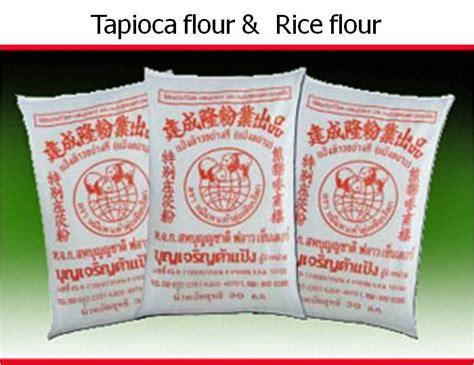 Shelf Of Rice Flour by Rice Flour Tapioca Flour Products Thailand Rice Flour