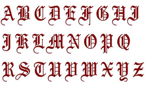 imagenes goticas letras buscar fotos quot letra g 243 tica quot