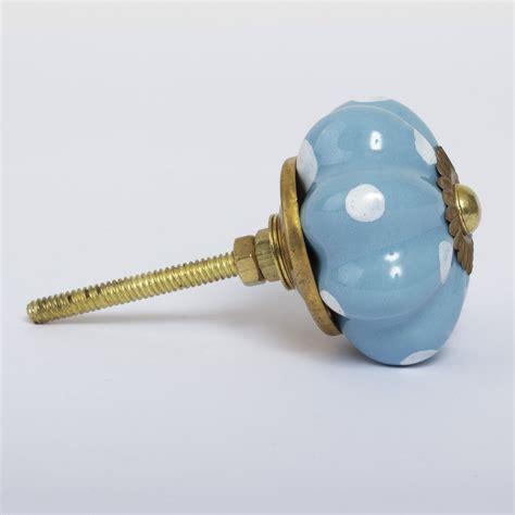 Blue Drawer Pulls by Blue White Navy Ceramic Door Knobs Handles Furniture