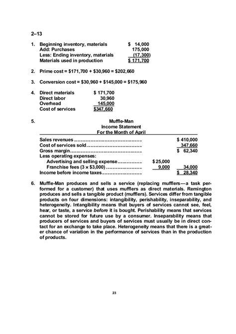 Manajerial Accounting Eighth 8 Edition Hansen Mowen 94638417 solution manual managerial accounting hansen mowen 8th editi