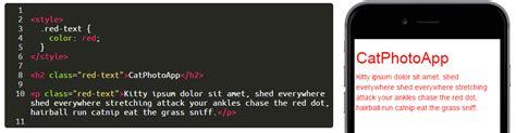 belajar membuat web dengan html5 belajar membuat web dengan freecodec bagian 1 html5
