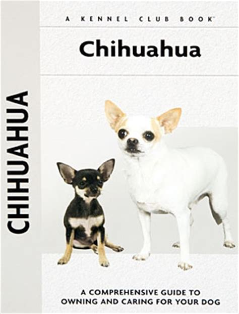 petchidog s book of chihuahua care books chihuahua shop for chihuahua books care guides