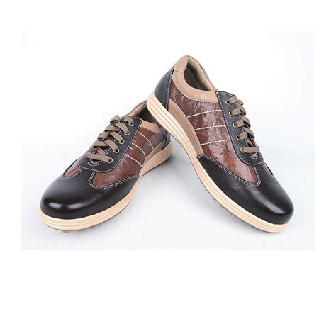 rubber sole sports shoes mens chic fashion sneakers