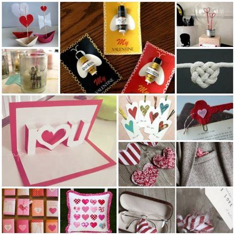 Valentines Handmade Gifts - 25 best unique valentines day ideas on unique