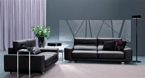 bontempi divani klaus divano in pelle by bontempi casa design daniele molteni