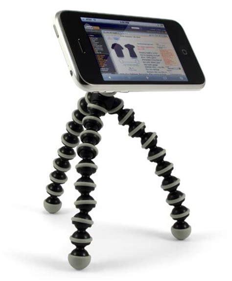 gorilla stand iphone accessories the gorillapod go go iphone stand