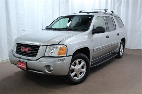 how it works cars 2004 gmc envoy seat position control preowned 2004 gmc envoy xuv suv for sale red noland used