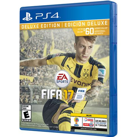 Diskon Ps4 Fifa 17 Deluxe Edition New electronic arts fifa 17 deluxe edition ps4 37097 b h photo